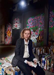 Louise Löwenberg (Dramalabbet 2009) Foto Bertil Hertzberg