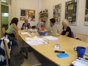 Women's Voice i Stockholm maj 2012.